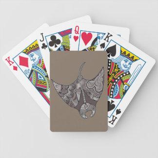 Stingray Bicycle Spielkarten