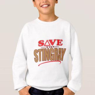 Stingray retten sweatshirt