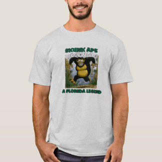 Stinktier-Affe wild gegangen! T-Shirt