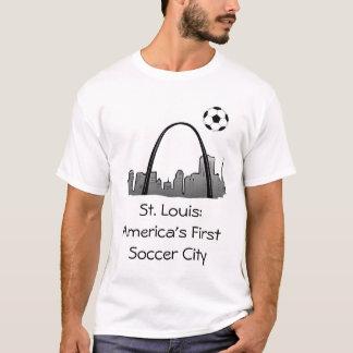 stlouis, St. Louis: Amerikas erste Fußball-Stadt T-Shirt