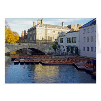 Stochern in Cambridge Karte