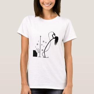 Stock-Sänger T-Shirt