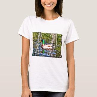 Stockenten-Ente T-Shirt