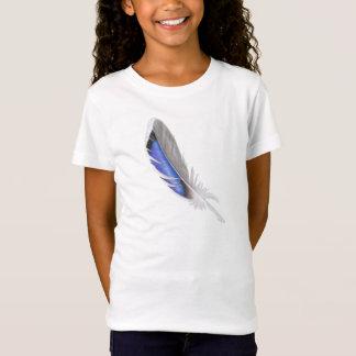 Stockenten-Enten-Feder-Aquarell T-Shirt