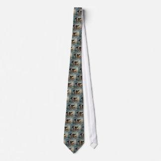 Stockenten-Enten-Krawatte Krawatten