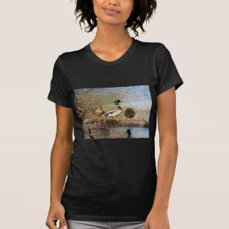 Stockenten-Enten T-Shirt