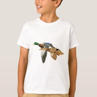 Stockenten-Fliegen T-Shirt