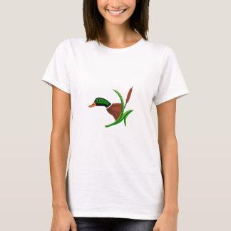 Stockenten-Kopf T-Shirt