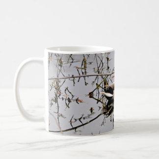 Mallard Pair Ceramic Mug