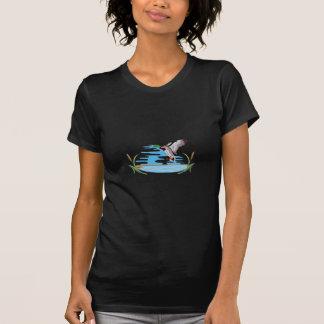 Stockenten-Szene T-Shirt