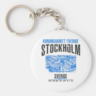 Stockholm Schlüsselanhänger