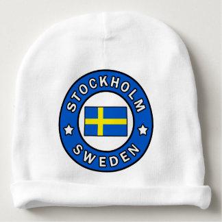 Stockholm Schweden Babymütze