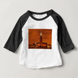 StockholmRathaus, Schweden Baby T-shirt