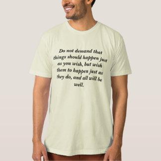 Stoische Philosophie T-Shirt