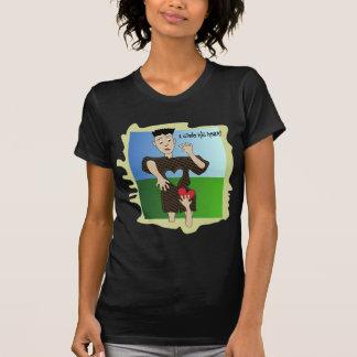 Stola I sein Herz T-Shirt