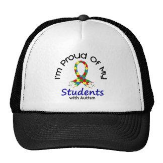 Stolz auf meine autistischen Studenten 1 AUTISMUS- Retrokultmütze