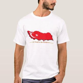 stolz, das Türkische 1 zu sein T-Shirt