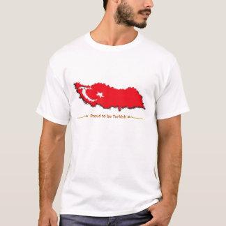 stolz, das Türkische 3 zu sein T-Shirt