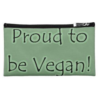 Stolz, ein veganes zu sein!