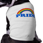 Stolz-Farben Hund T Shirts