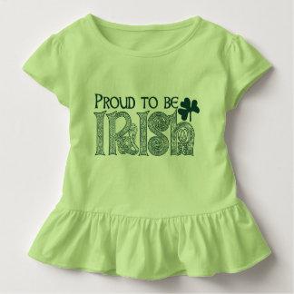 Stolz, irisch zu sein, celtic-Knoten St. Patricks Kleinkind T-shirt