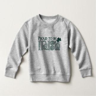 Stolz, irisch zu sein, celtic-Knoten St. Patricks Sweatshirt