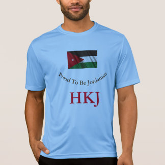 Stolz, jordanisch zu sein T-Shirt