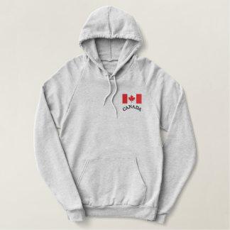 Stolz, kanadische Strickjacke zu sein Hoodie