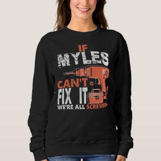Stolz, MYLES T-Shirt zu sein