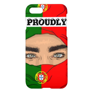 Stolz Portugiese iPhone 8/7 Hülle