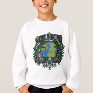 Stolz recyceln West Virginia Sweatshirt