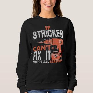 Stolz, STRICKER T-Shirt zu sein