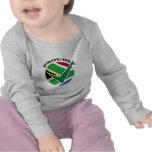 Stolz südafrikanisch shirt