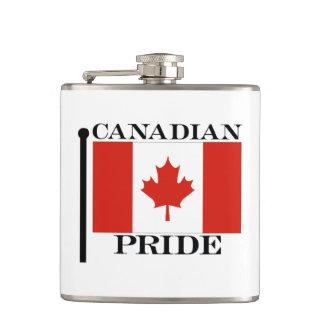 Stolz Tagesder flasche Kanadas Kanada Flachmann