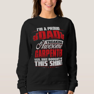 Stolz, TISCHLER T - Shirt zu sein