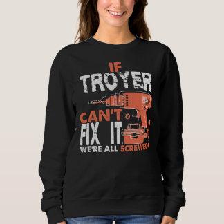 Stolz, TROYER T-Shirt zu sein