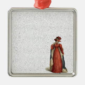 Stolz u. Vorurteil Silbernes Ornament