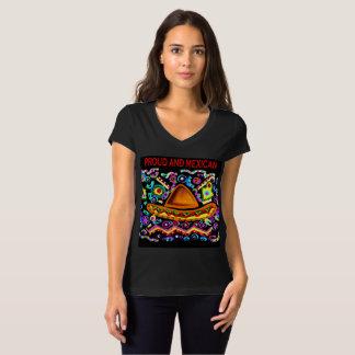 STOLZ UND MEXIKANISCH T-Shirt