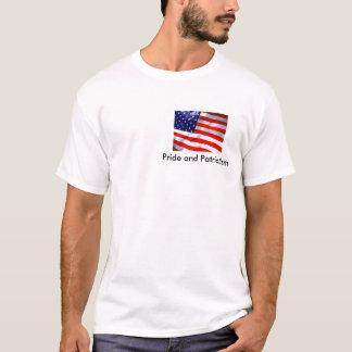 Stolz und Patriotismus T-Shirt