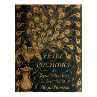 Stolz und Vorurteil Jane Austen (1894) Postkarte