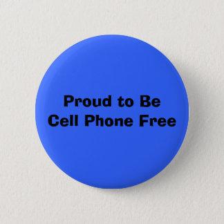 Stolz zu BeCell Telefon geben Sie frei Runder Button 5,7 Cm