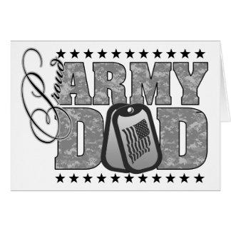 Stolze Armee-Vati Klimaanlage Karte
