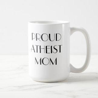 STOLZE ATHEISTISCHE MAMMA-TASSE TASSE