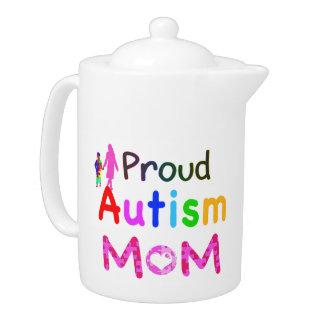 Stolze Autismus-Mamma