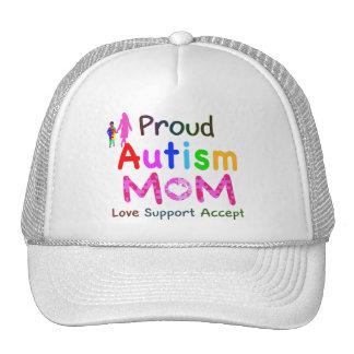 Stolze Autismus-Mamma Baseballcap