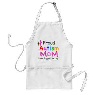 Stolze Autismus-Mamma Schürze