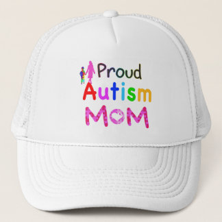 Stolze Autismus-Mamma Truckerkappe