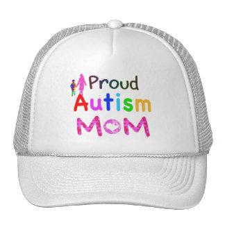 Stolze Autismus-Mamma Truckerkappen