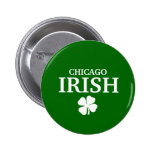 Stolze CHICAGO-IREN! St Patrick Tag Anstecknadel