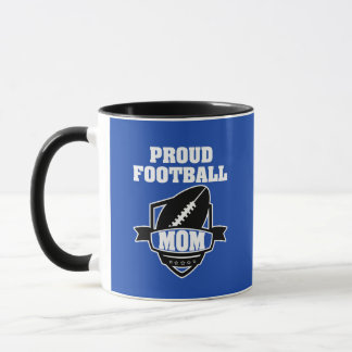 Stolze Fußballmamma-Kaffee-Tasse Tasse